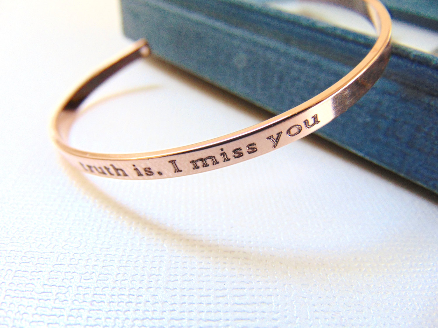 personalized cuff bracelet in gold rose gold silver. Black Bedroom Furniture Sets. Home Design Ideas