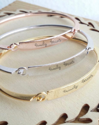 Mothers day gift, Actual Handwriting bangle, Custom handwritten bar bracelet, Personal engraved signature cuff, Memorial Keepsake Gift.