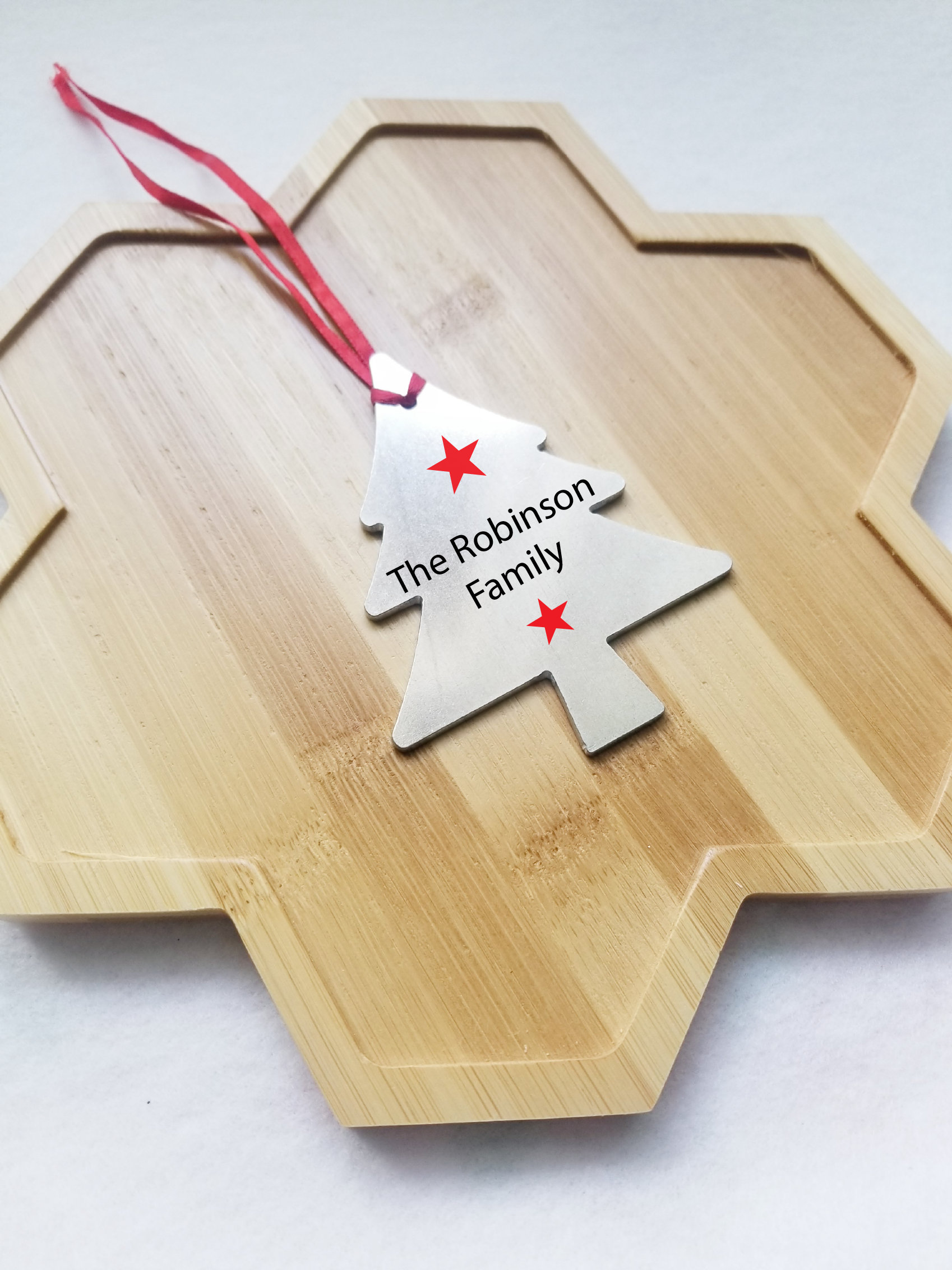 Unicorn Ornament First Christmas Tree Ornament Christmas Decorations Personalized Xmas Ornament Custom Name Ornament Apple Snowflake